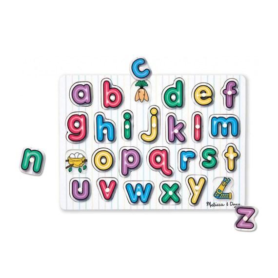 Alfabet puzzel Engels