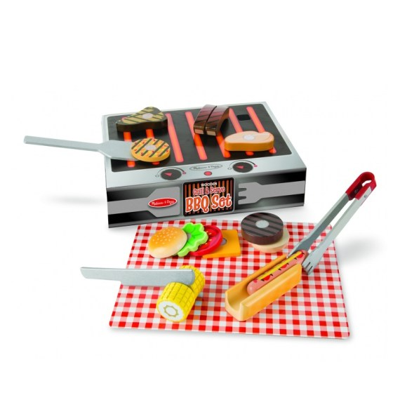 Barbecue-set