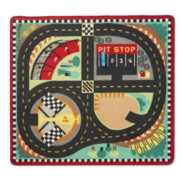 round the race track verkeerskleed