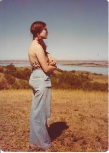 Gretchen 1976 Lake Mitchell
