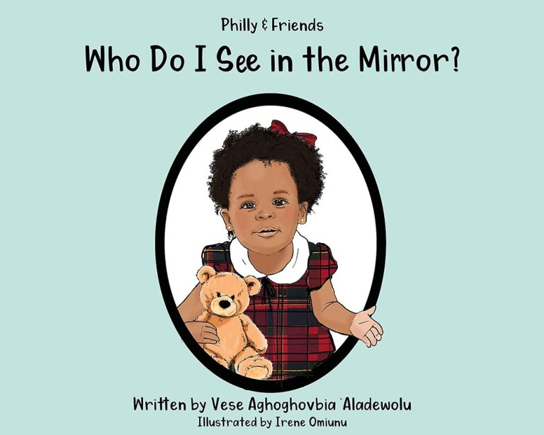 Who Do I See in the Mirror book cover
