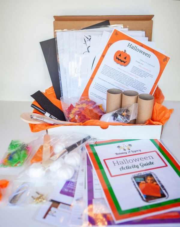 Halloween Legacy Box