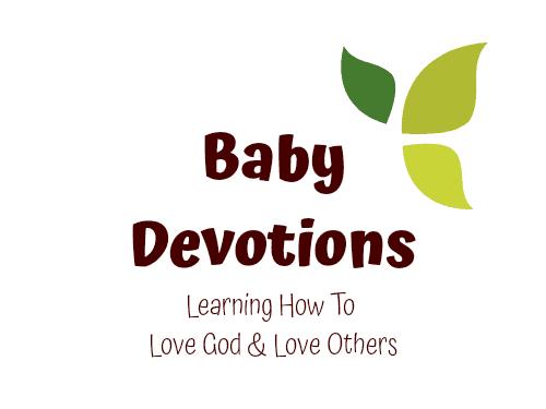 Baby Devotions Logo