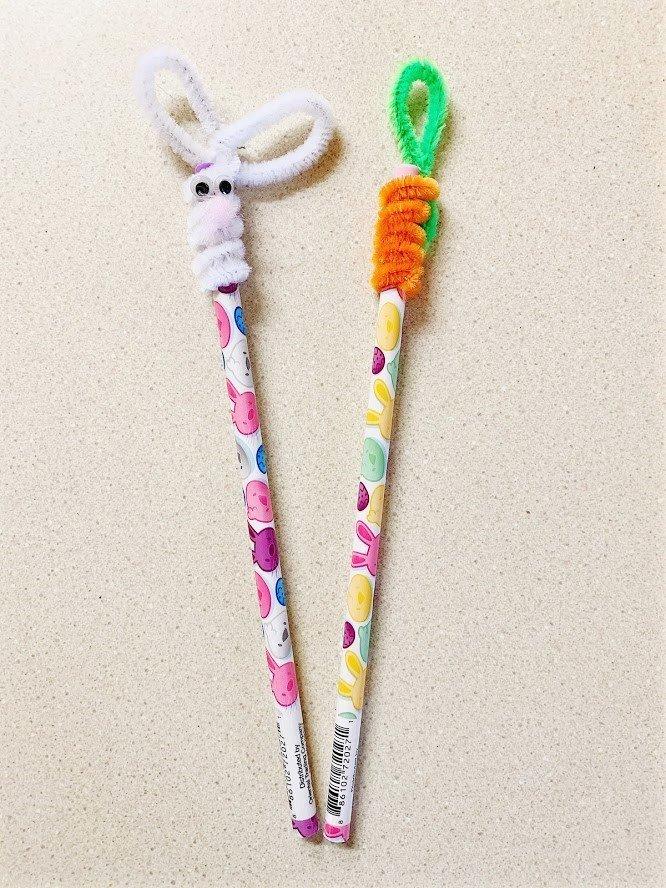 Easter Pencils