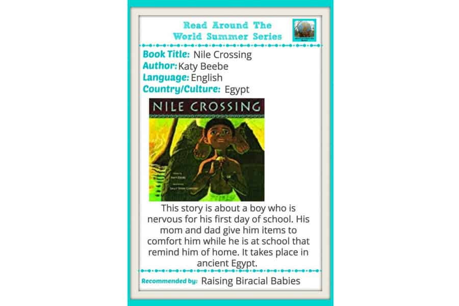 Review of Nile Crossing by Katy Beebe