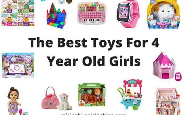 The Best Toys For 4 Year Old Girls 2019 Edition Raising