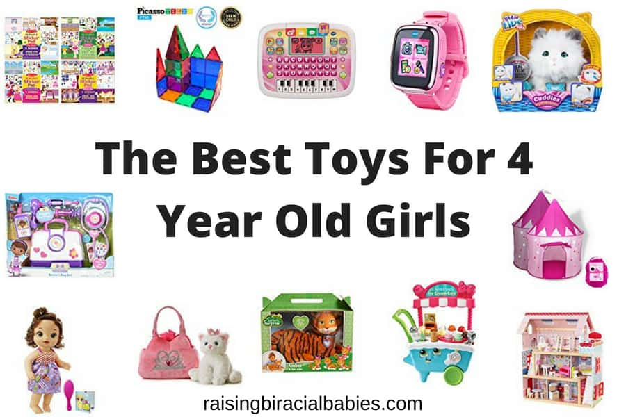 The Best Toys For 4 Year Old Girls-2018 Edition