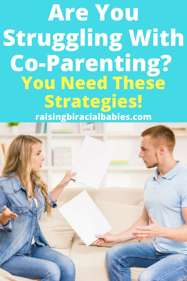 Are you struggling with getting along with your ex? You need these tips for successful co-parenting!   single mom   single motherhood   mom life   motherhood   co-parenting   divorce  