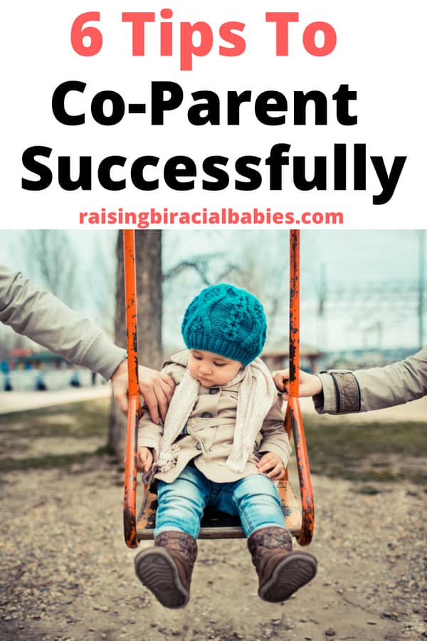 Do you struggle to get along with your ex? You need these tips for successful co-parenting!   single mom   single motherhood   mom life   co-parenting   divorce  