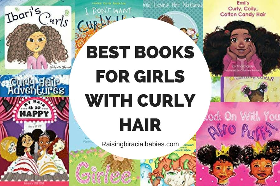 The Best Children's Books For Girls With Curly Hair