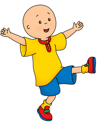 Caillou must be stopped.