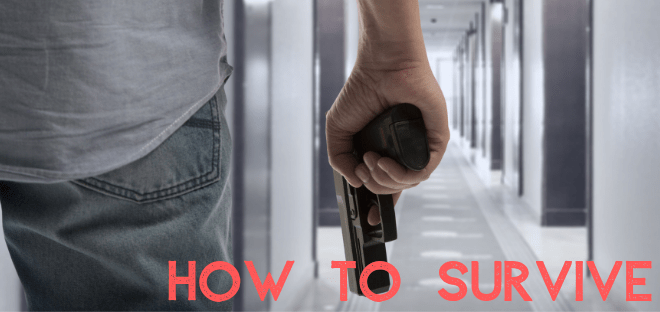 How to SURVIVE in an active shooter situation