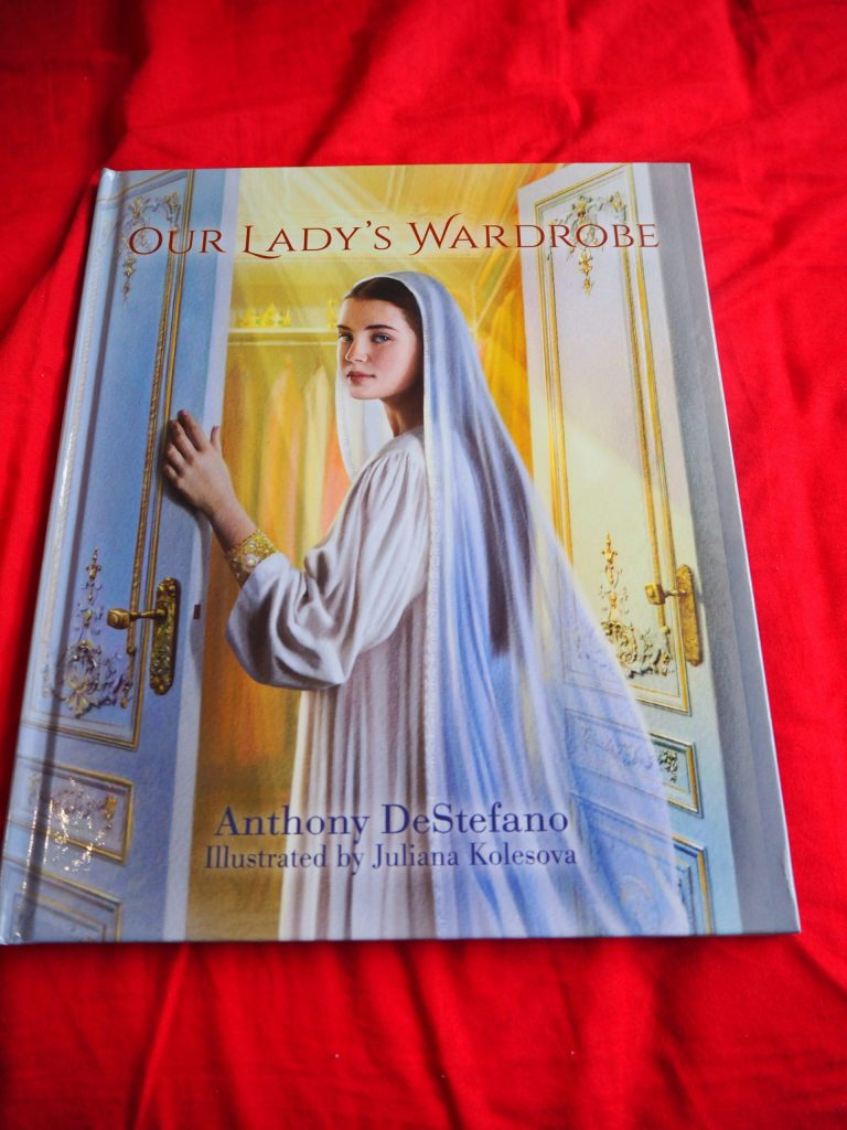 our lady's wardrobe book review