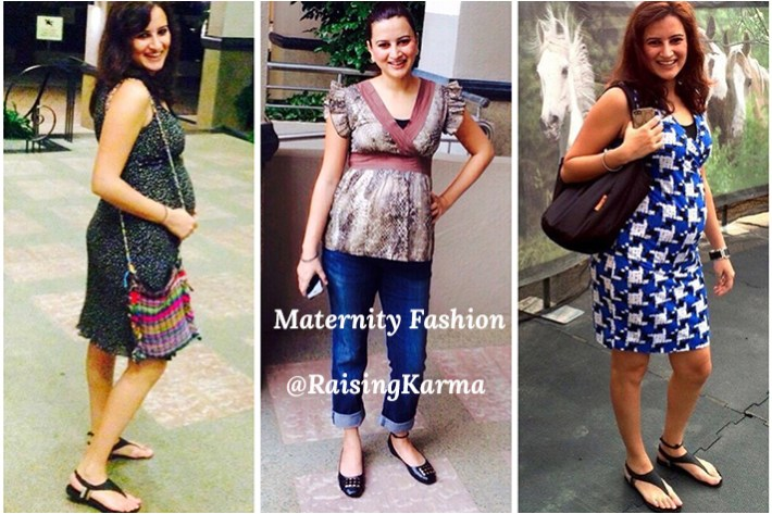 Maternity Fashion With Non-Maternity Clothes