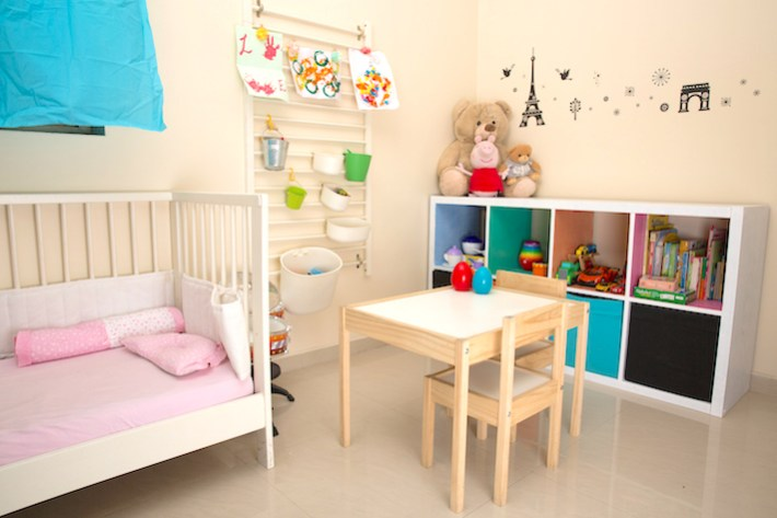 6 Easy DIY and Furniture Hack Ideas for Kids Room