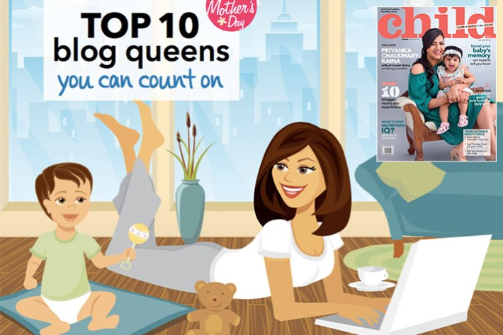Top 10 Mom Blogs – CHILD Magazine, May 2017