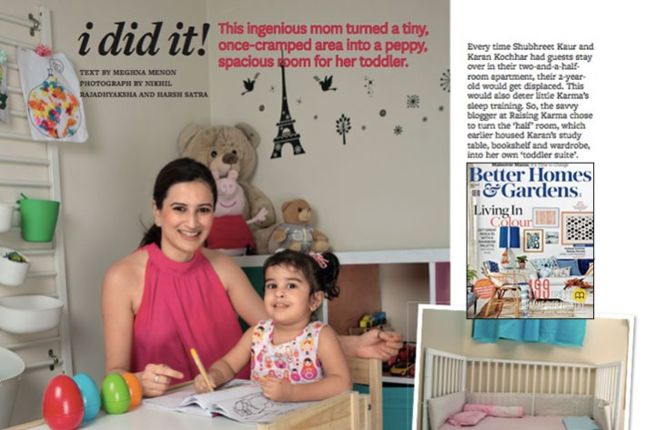 I did it! – Better Homes & Gardens India