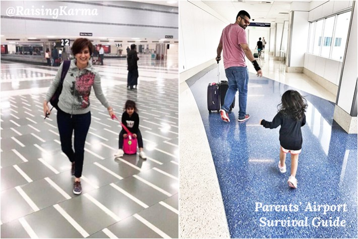 Parents' Airport Survival Guide – 10 Steps to Sanity!