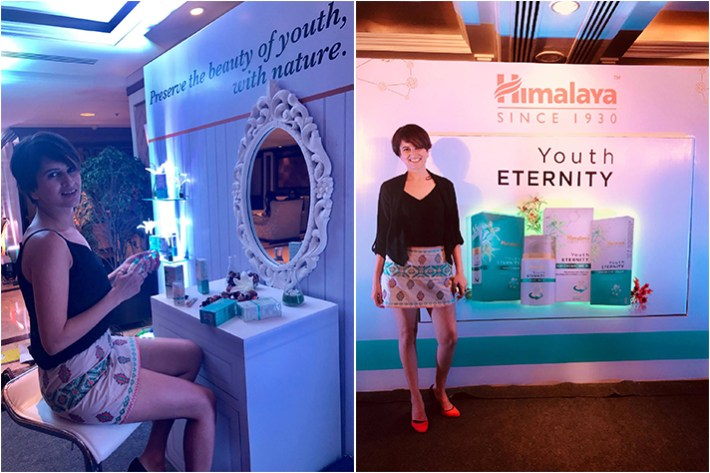 Himalaya Youth Eternity Launch Event – #PreserveYouth