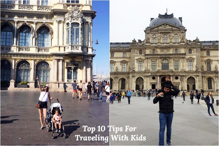 Top 10 Tips For Traveling With Kids Or Babies