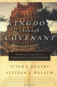 Kingdom through covenant