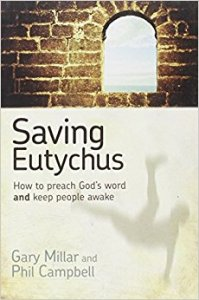Saving Eutychus cover