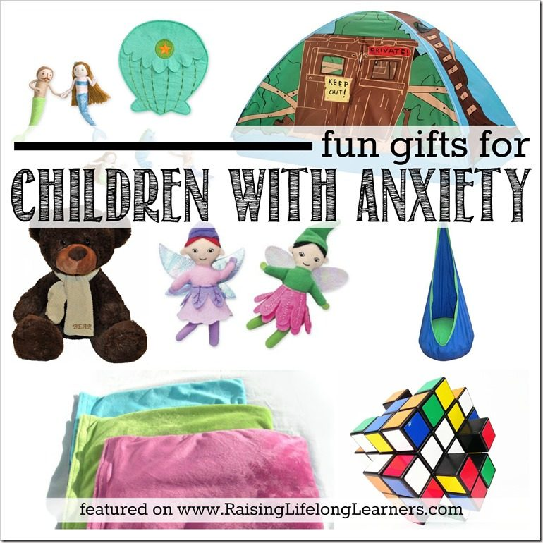 Fun Gifts for Children with Anxiety