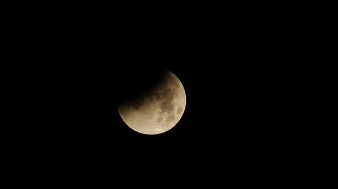 lunar eclipse 1