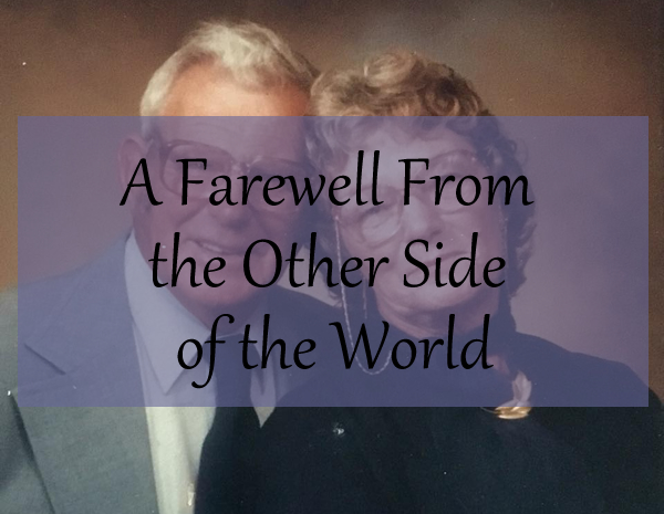 A Farewell From the Other Side of the World - FI