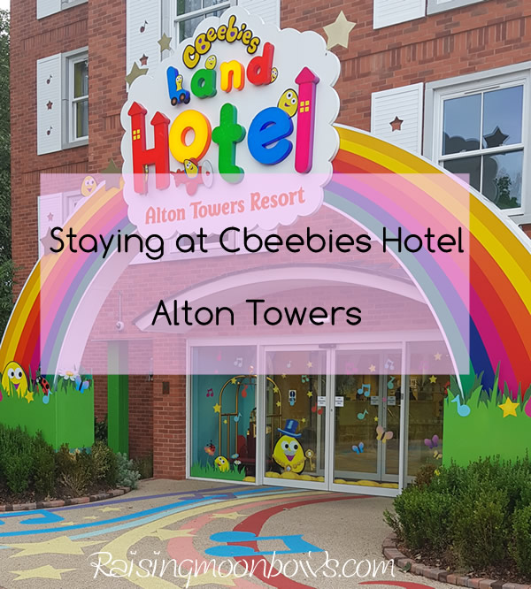 Staying at Cbeebies Hotel Alton Towers - FI