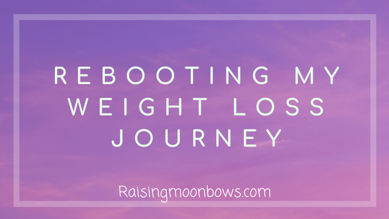 Rebooting my weight loss journey - FI