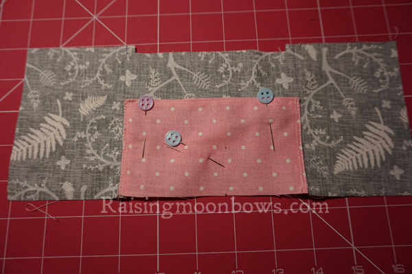 Easy Card Holder Sewing Pattern  - 4