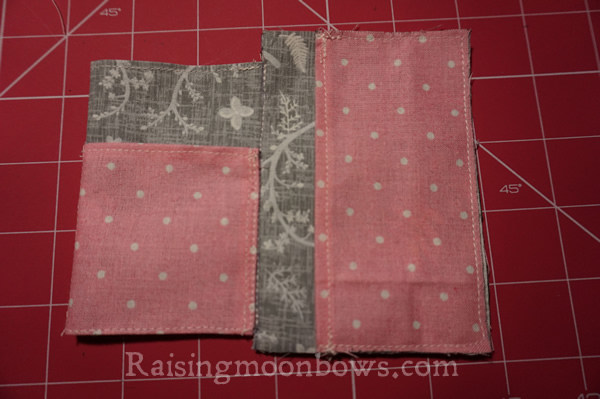 Easy Card Holder Sewing Pattern - 6