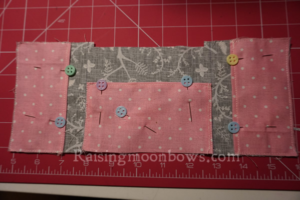 Easy Card Holder Sewing Pattern  - 5