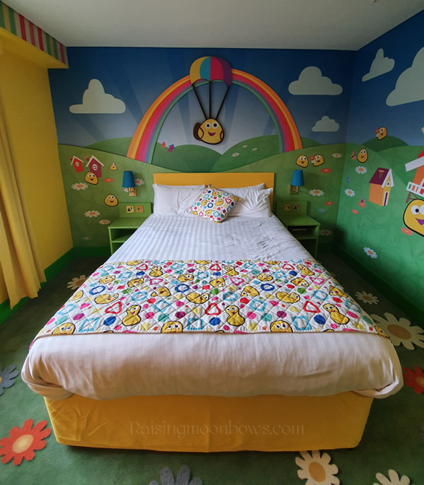 CBeebies Hotel Bugbies Bed