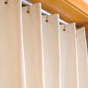 choosing a non toxic shower curtain