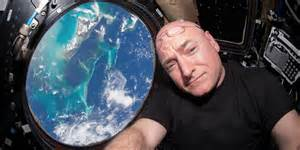 @StationcdrKelly spent a year in space, all in the name of science!