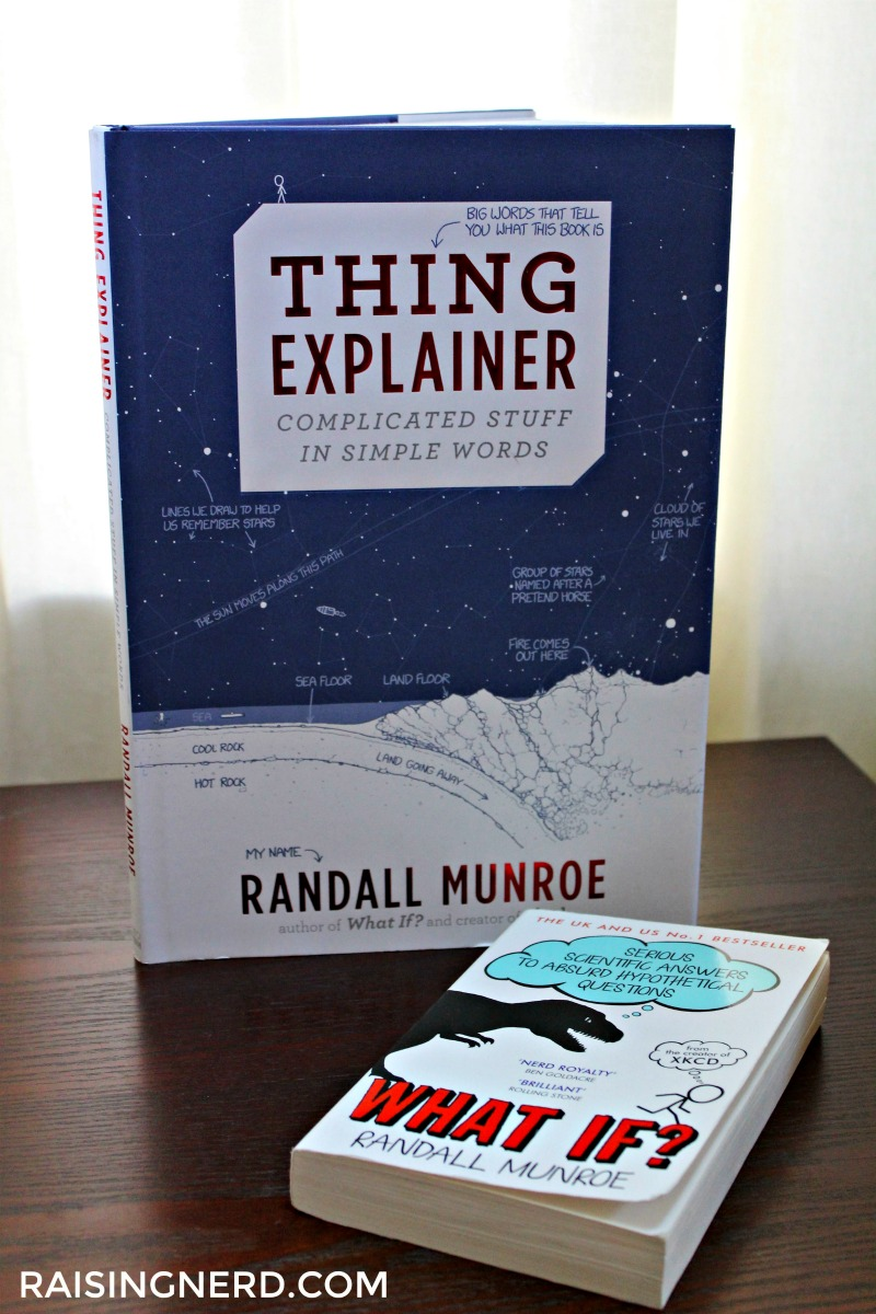 Nerd Dad Review of What If? and Thing Explainer by Randall ...