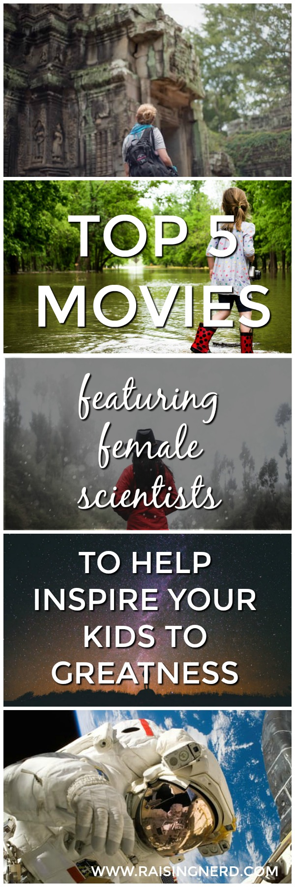 Top 5 Movie Examples of Female Scientists Who Will Inspire Your Nerds to Greatness