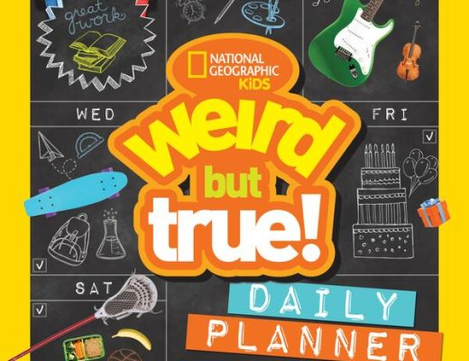 Kids' Daily Planner