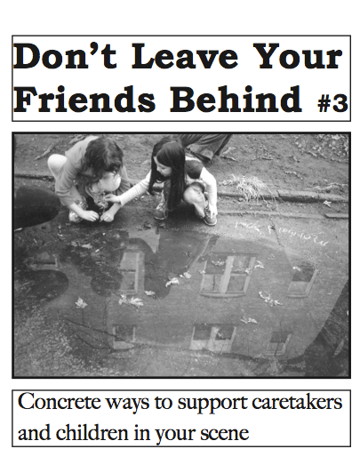 Don't Leave Your Friends Behind  (3/4)