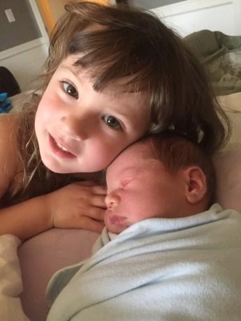 Brown Hair Babies