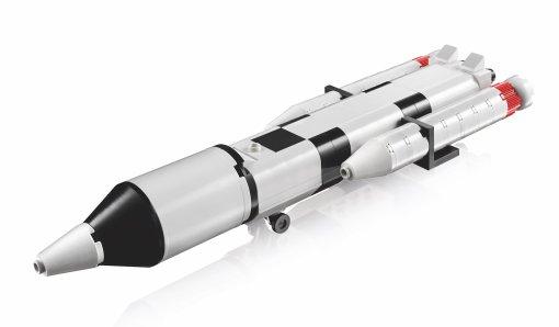 LEGO® MINDSTORMS® Education EV3 Space Challenge rocket