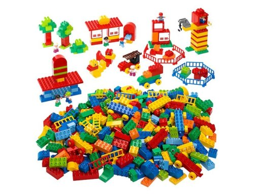 XL LEGO Education Brick Set