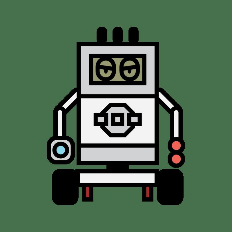 MINDY - Raising Robots - LEGO Mindstorms EV3 & WeDo
