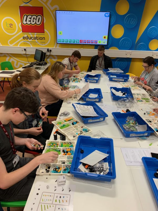 IMG 0403 - LEGO Education Innovation Studio