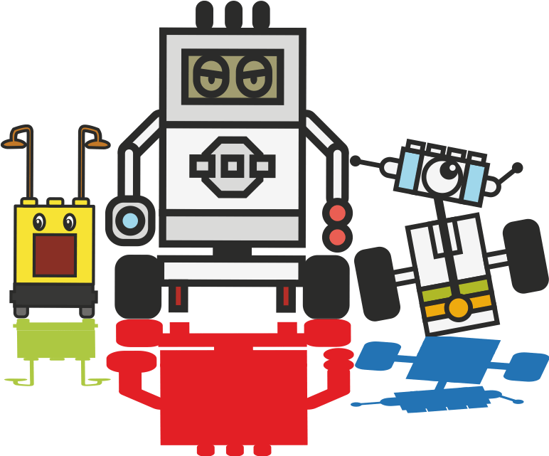 backtoschool - Raising Robots - LEGO Mindstorms EV3 & WeDo
