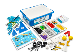 45400 Prod 02 - LEGO® Education BricQ Motion Prime Set (Secondary) - with optional Personal Learning Kit