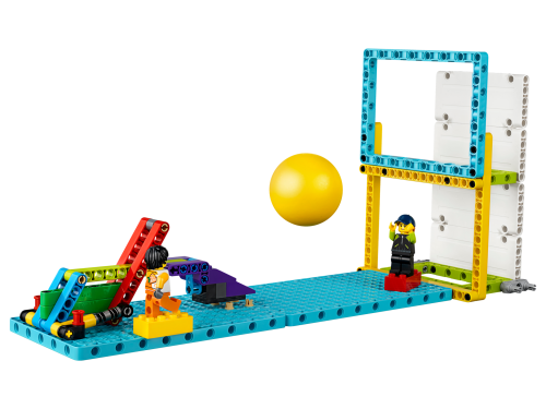 45400 TopCard 03 - LEGO® Education BricQ Motion Essential Set (Primary) - with optional Personal Learning Kit