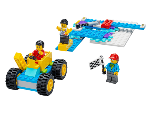45401 ModDetail 16 - LEGO® Education BricQ Motion Essential Set (Primary) - with optional Personal Learning Kit